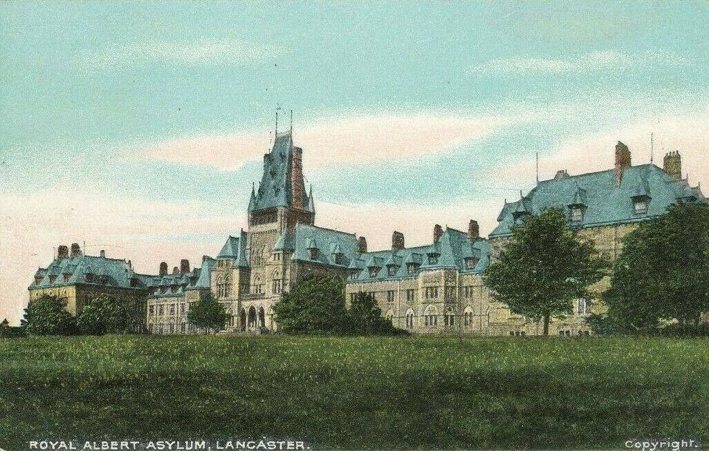 Royal Albert Asylum Lancaster