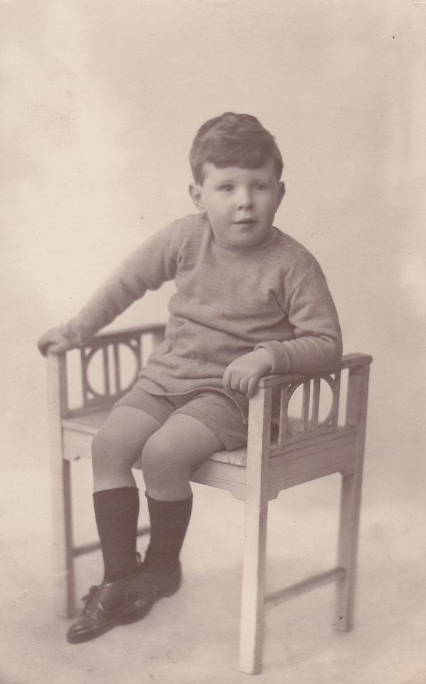 Laurence Gilmer Crooks Jan 1925