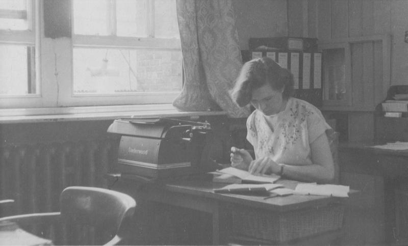 Sheila Martin At British Enka 1950s