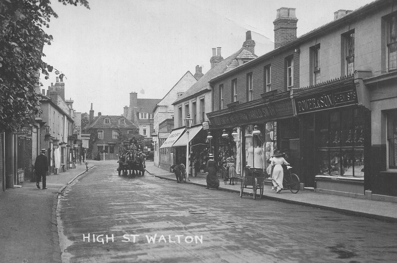 High Street Walton