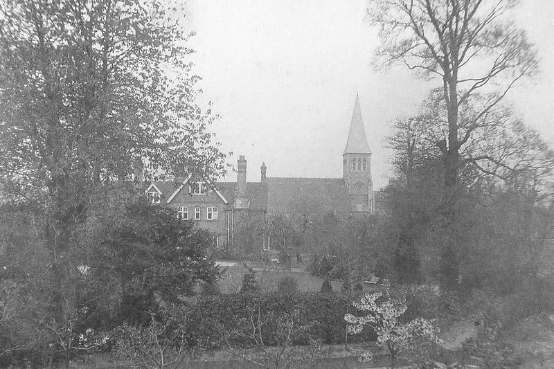 St Nicholas Church And Rectory Sutton