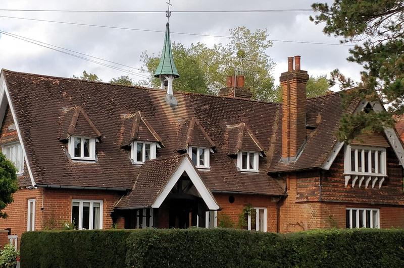 The Old School Buckland