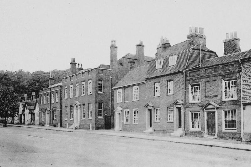 Castle Street Farnham 1908