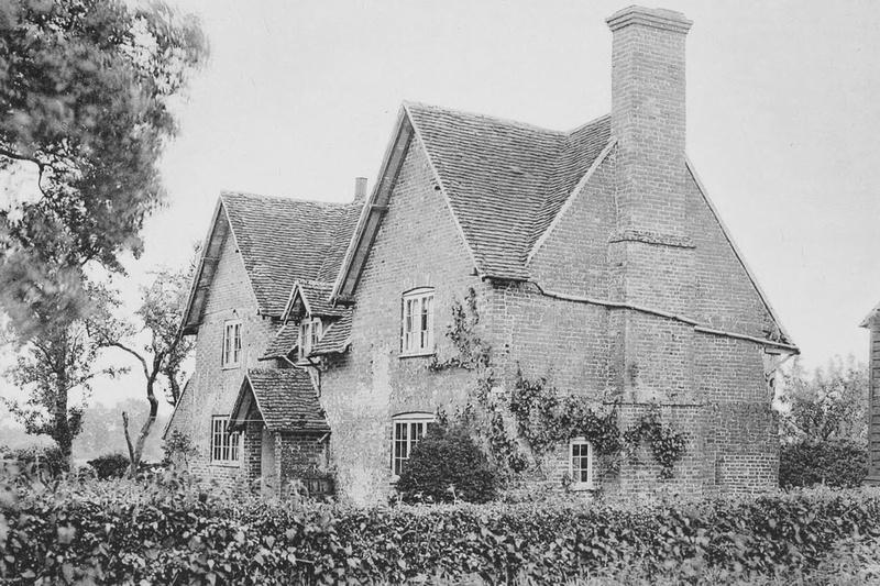 Comptons Farm Wood Street Near Guildford 1908