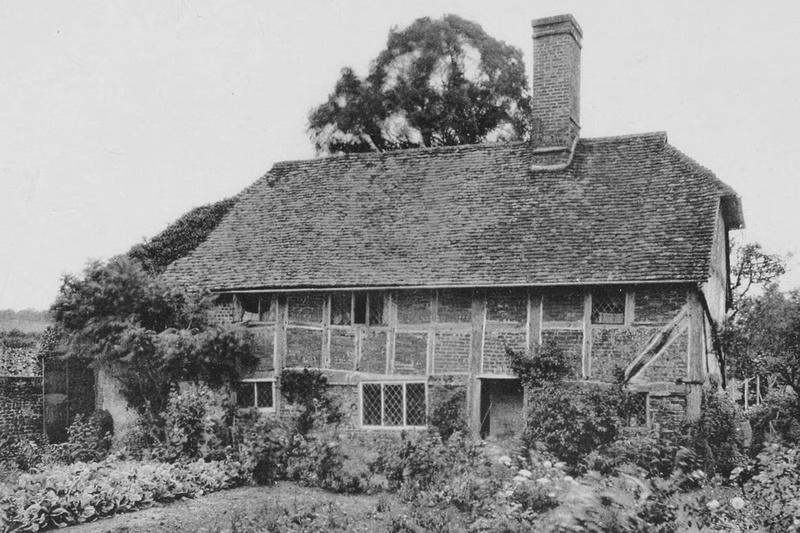 Cottage At Shackleford 1908