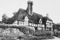 Cottages At Eashing Surrey 1908