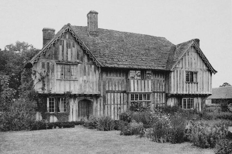 Farmhouse Brewer Street Bletchingley 1908