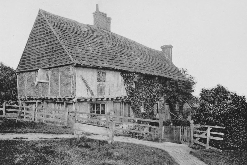 The Guest House Lingfield Surrey 1908