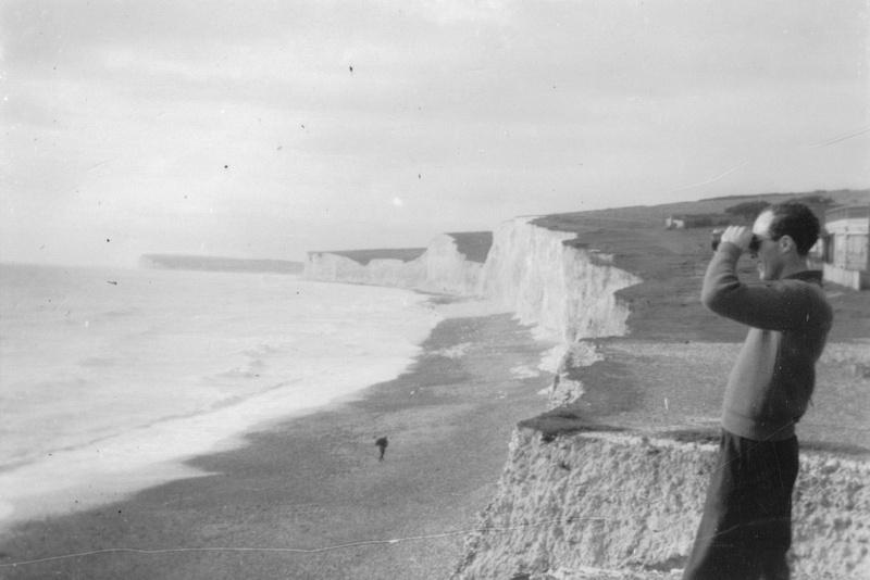 Birling Gap Brighton 1957