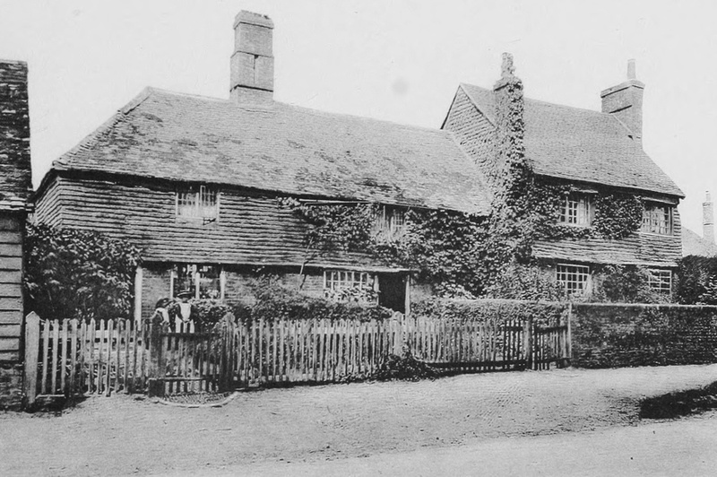 Cottages At Milford 1908