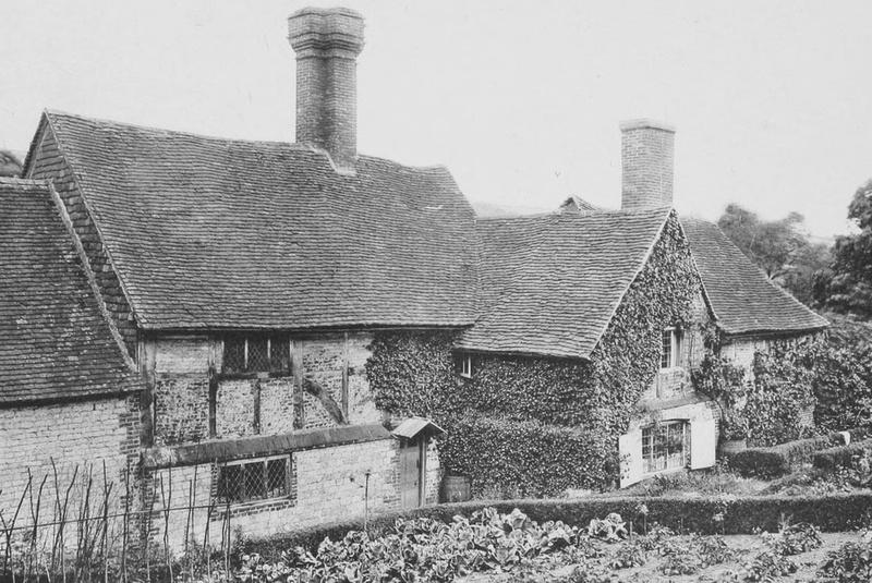 East End Farm Seale Surrey 1908