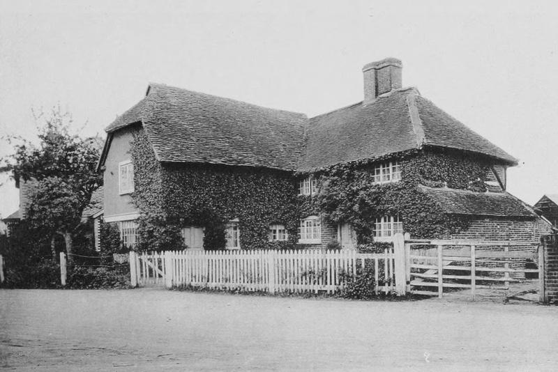 At Mayford Woking 1908