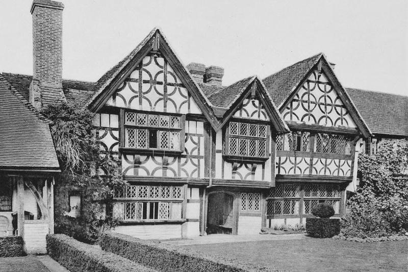 Great Tangley Manor Wonersh 1908