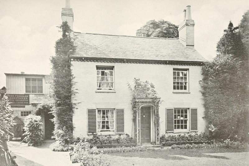 House At Horsham 1920