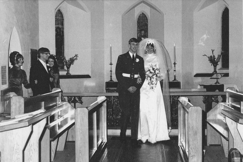 A 1960s Wedding