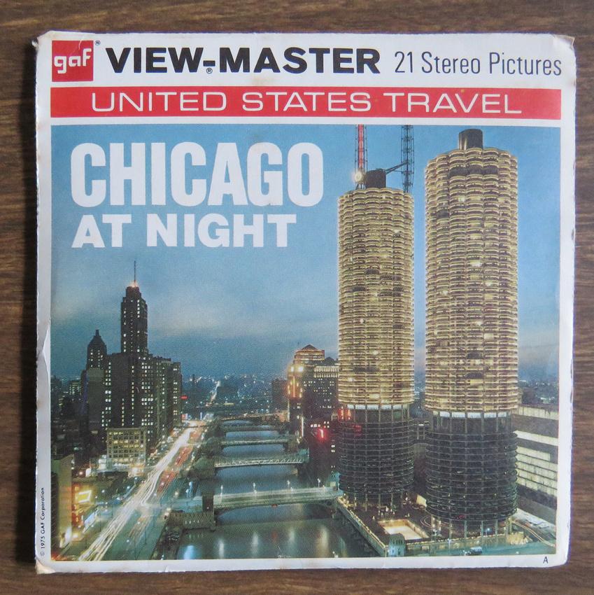 Chicago At Night 1975