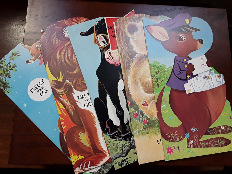 My Animal Adventure Kit Books