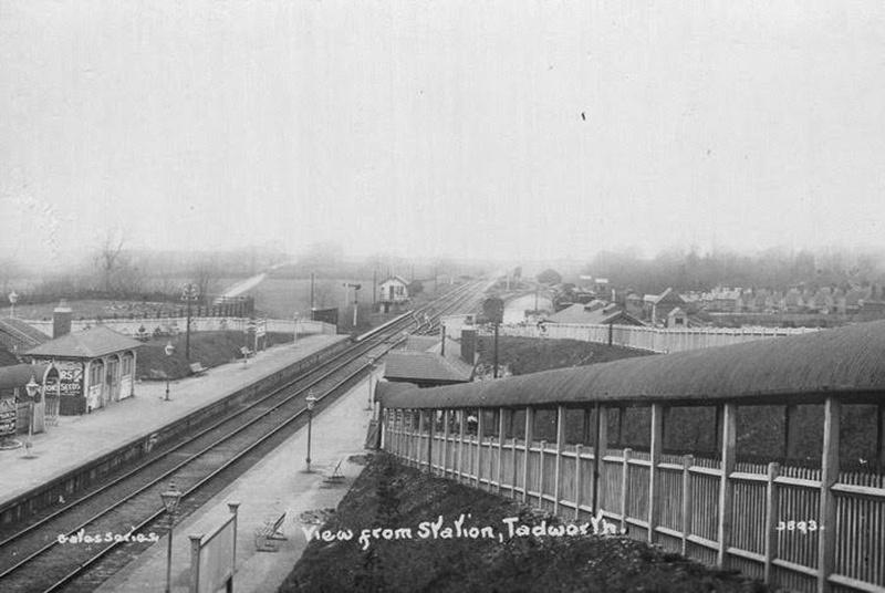 Tadworth Station