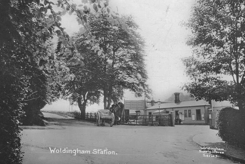Woldingham Station