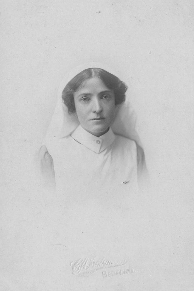 A Nurse c.1910