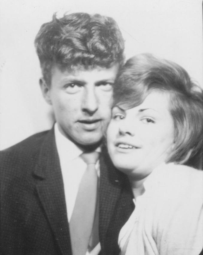 A 1950s Couple