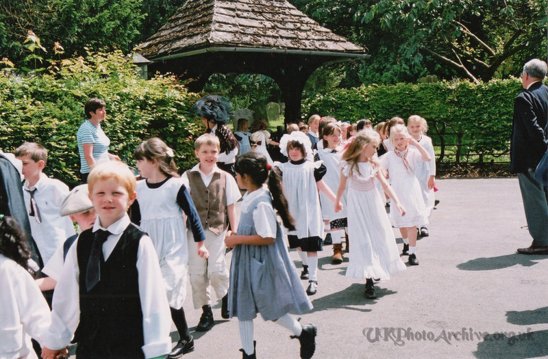 St Giles School 150th Anniversary