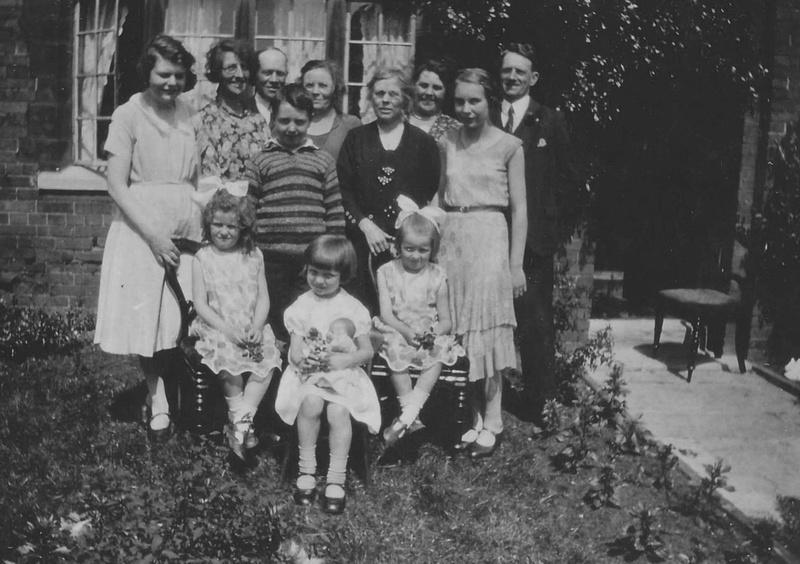 The Martin Family  47 The Green Netherton Lancashire