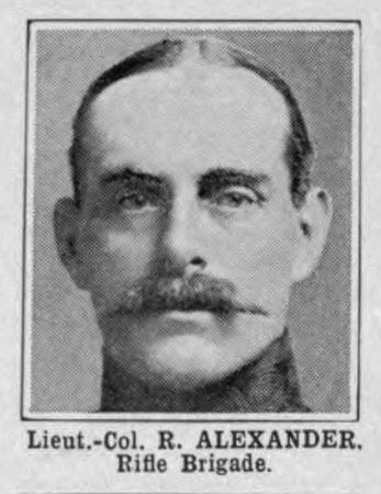 UK Photo And Social History Archive: The War Illustrated Vol 2 &emdash; Alexander R Lt Col Rifle Brigade