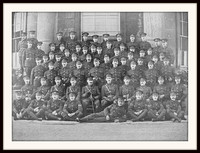 16th Battalion (1st City) Group Photos