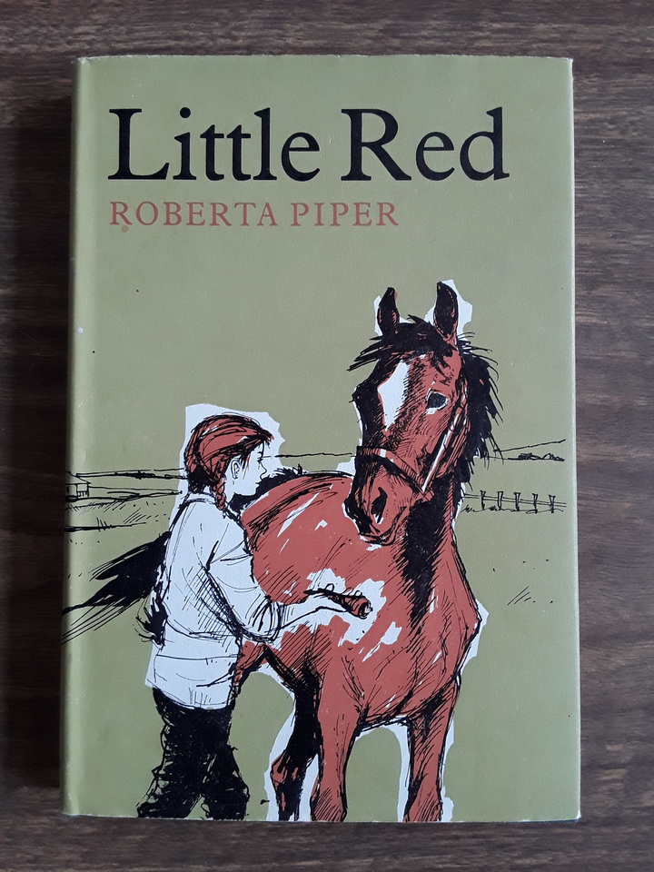 Little Red Front Cover