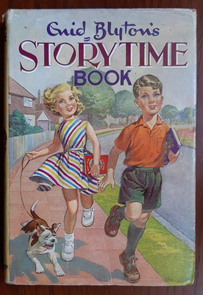 No 1 Storytime Book
