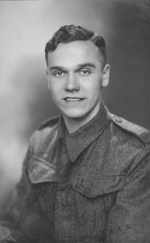 A Second World War Soldier