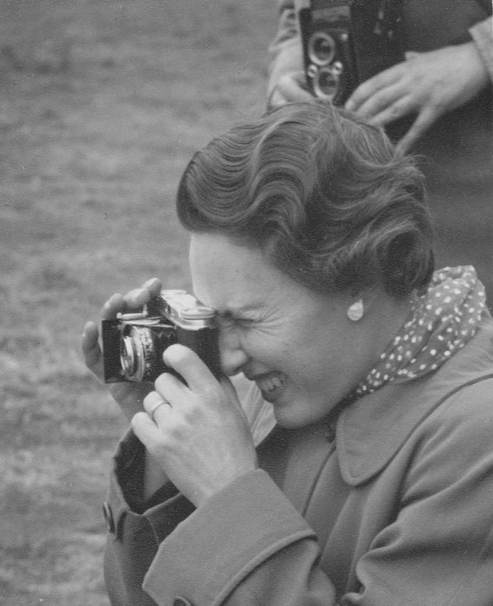 A Woman Photographer
