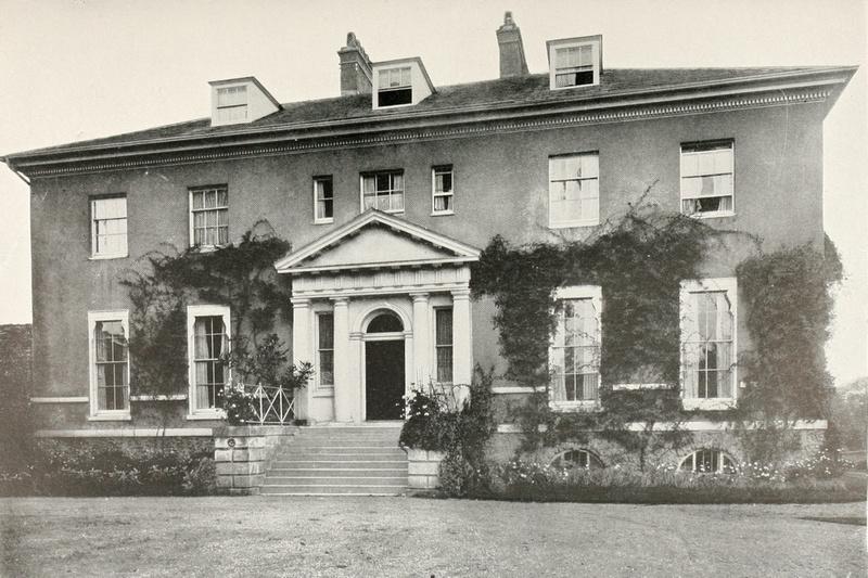 Thorncroft Manor Leatherhead Surrey 1920