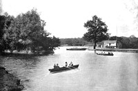 Connaught Water Epping Forest 1890s