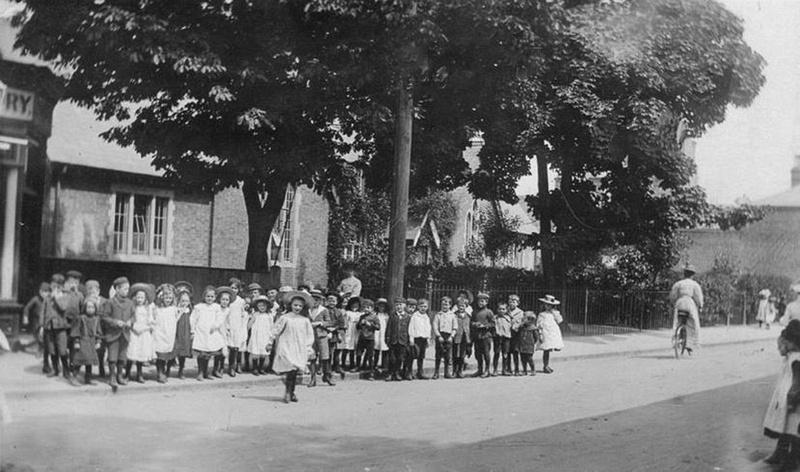 West Street School Sutton