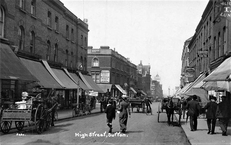 High Street Sutton