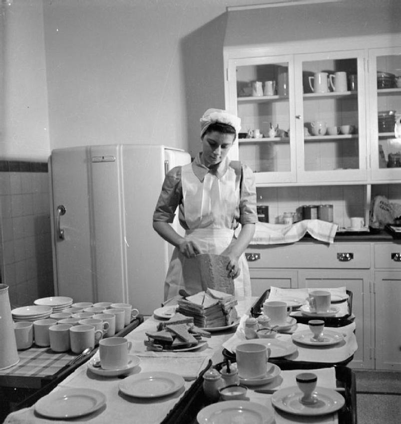 Student Nurse- Life At St Helier Hospital Carshalton Surrey 1943