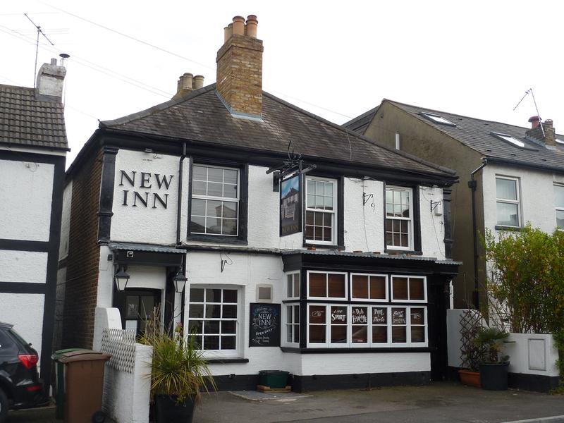 The New Inn Myrtle Road Sutton