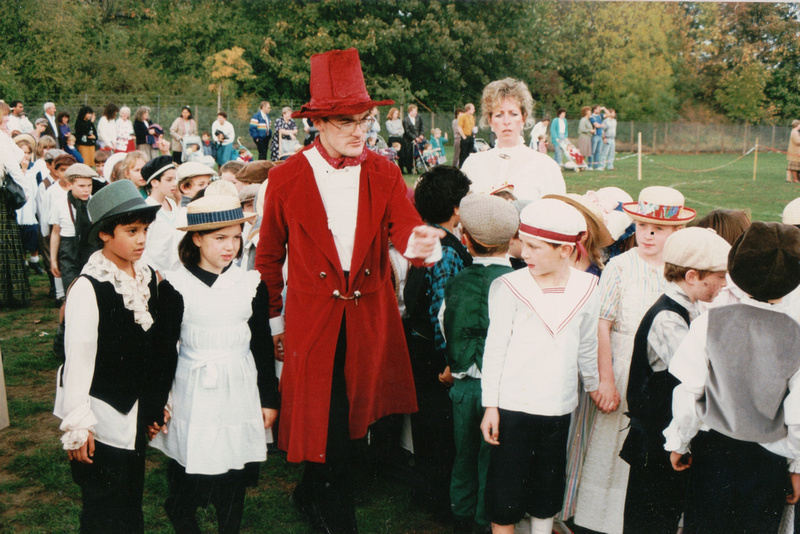 St Mary's Infant And Junior School Carshalton Centenary Celebration 1990 13