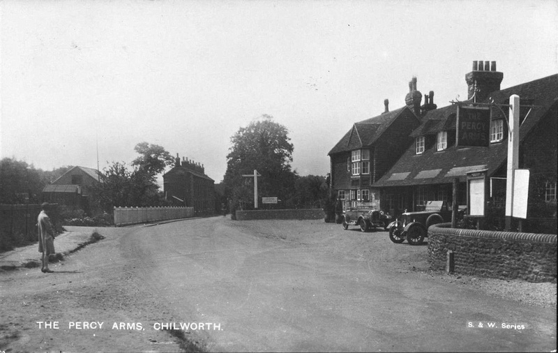 The Percy Arms Chilworth Surrey