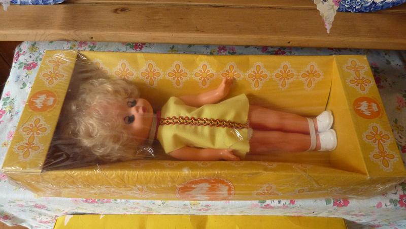 Codeg Snowdrop Series Doll 1960s Boxed