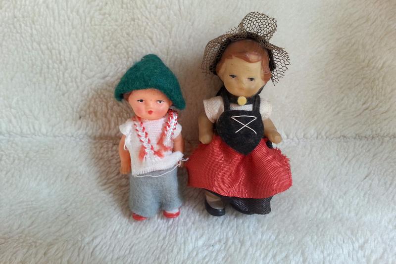 Vintage German Ari Dolls