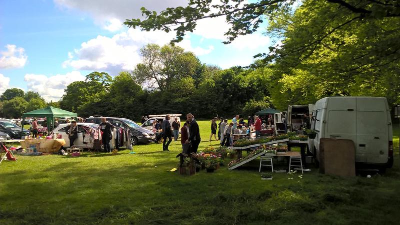 Beddington Car Boot Sale May 2017