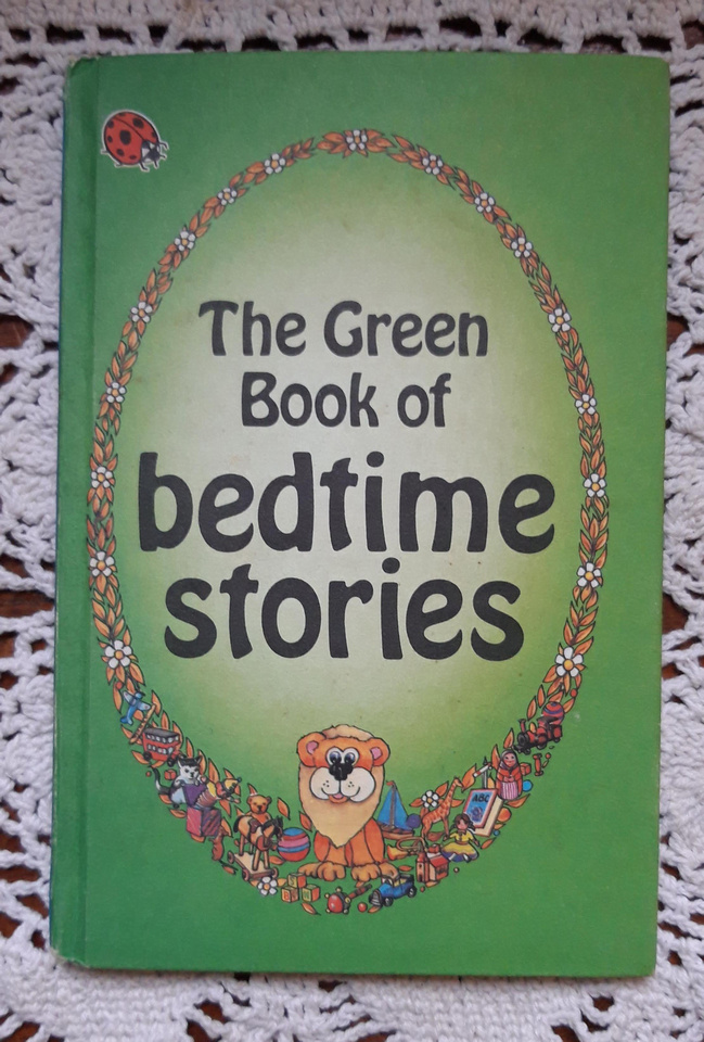 The Green Book Of Bedtime Stories