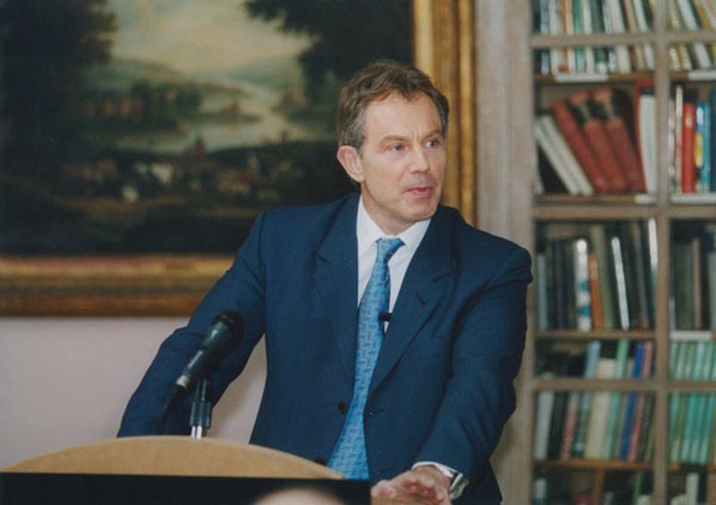 Tony Blair 2002