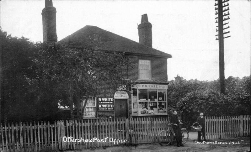 Ottershaw Post Office