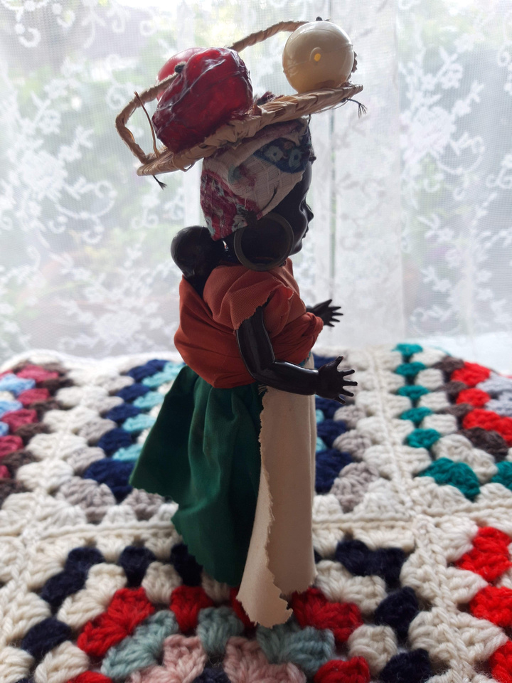 West Indian Costume Doll