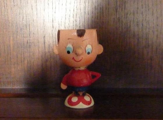 1960s Fairylite Noddy Egg Cup