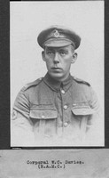 Davies W C Cpl Royal Army Medical Corps